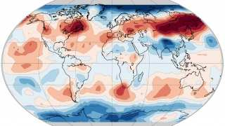 Human-Induced Influence On The Earth's Seasons