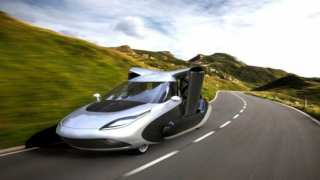 World's First 'Flying Car' Finally Up For Pre-Sale