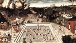 The Fountain of Youth' is a popular object of mythology (and wishful thinking). (Source: Public Domain)