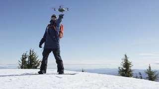 Lili drone launch