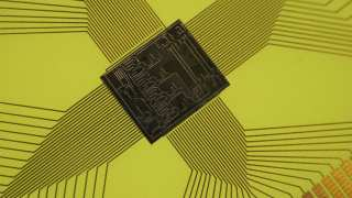 Microelectromechanical systems chip