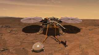 Next Mission To Mars Nearly Underway: InSight's Launch Window Set For May 2018