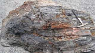 New Source Of Nitrogen Discovered For The First Time In The Earth's Bedrock