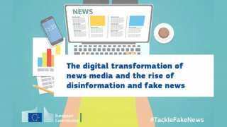 Online Media And Fake News: The Rise of Disinformation Spurs EU Into Action