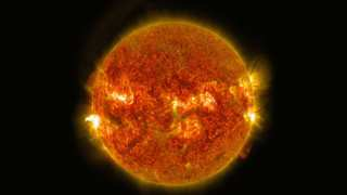 The Very First Pictures Of Our Sun's North Pole Has Been Revealed