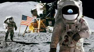 US Astronauts Head Back To The Moon