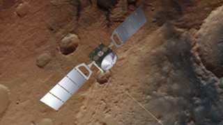 Water On Mars: Subterranean Lake Found On 'Red Planet'