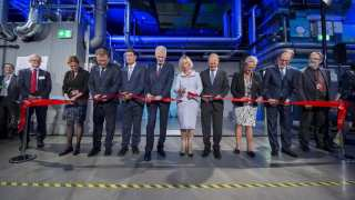 XFEL is Online: Free Electron Laser in the World is Open for Business!