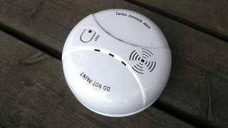 Low-Cost, Highly-Sensitive Carbon Monoxide Sensors