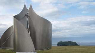 Icewind turbine