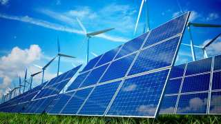 Clean wind and solar energy