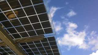 Solar-Powered Artificial Photosynthesis: A New Form for Atmospheric Carbon Dioxide