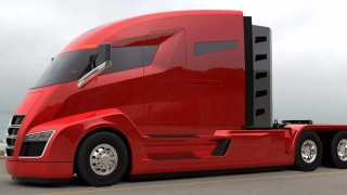 The Electric Truck: Tesla Vehicles Go Commercial