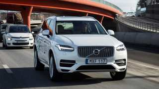 Volvo Announces All Their Cars Will be Hybrid Or Electric From 2019