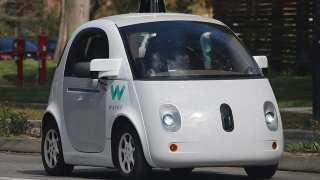 Waymo's Self-Driving Cars are on the Public Roads