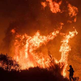 The California Wildfires: Possible Causes And Current Status