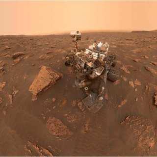 SOS: Curiosity Rover on Mars Needs Tech Support