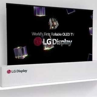 CES 2018: LG Unveils a New Dimension in Flexible Screen Tech