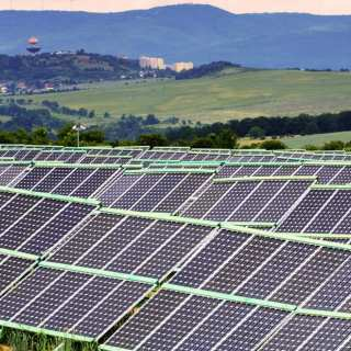 A Roomba for Solar Energy Companies: How Robot Cleaners Can Keep Solar Farms Going