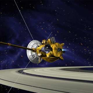 Cassini: The Greatest Show Not on Earth