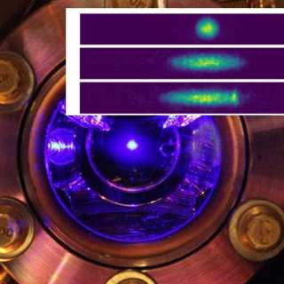 Scientists create new method to pair Rubidium atom