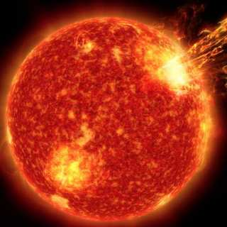 Secrets of Space Weather Revealed: Solar Storms