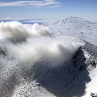 Has the Largest Volcanic Region on Earth Been Discovered Underneath Antarctica?
