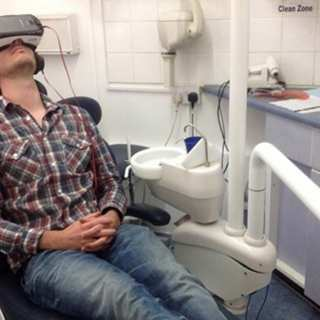 VR Remedies for Dentist Phobias