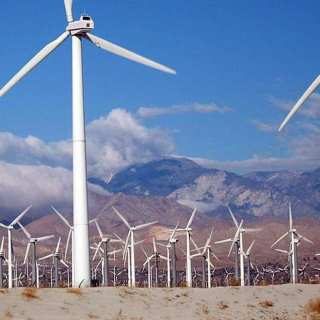 Powering The World With Wind Turbines