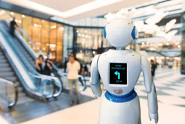 The debate about robots vs. humans continues, but the future could belong to humans preferring robots to do their job. (Source: PROPERTYPORTALWATCH)