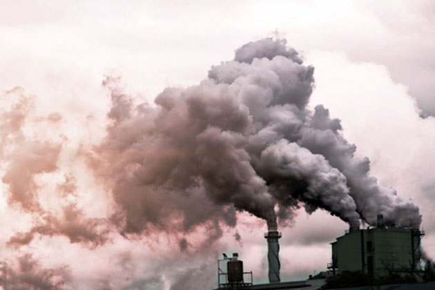 The rise in atmospheric pollution over the years has naturally caused an increase in carbon dioxide as well. (Source: Getty images)