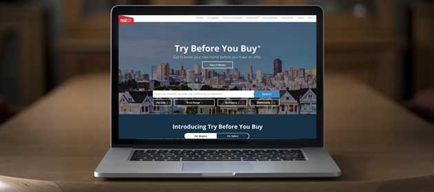 RealStir's concept of 'Try Before You Buy' enables buyers stay in a home and test it out, before deciding if it's a good fit for them or not. (Source: INMAN)